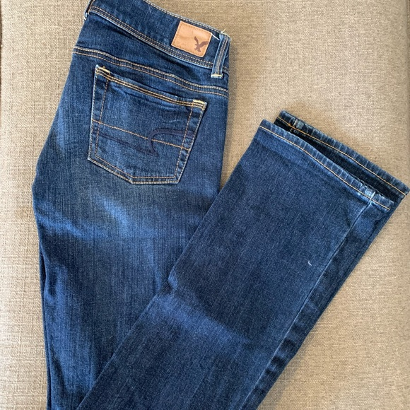 American Eagle Outfitters Denim - American Eagle Kick Boot Stretch Jeans